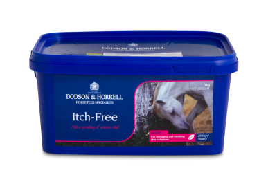 Itch Free - dried