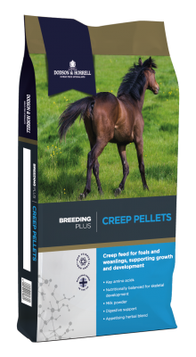 Creep Pellets