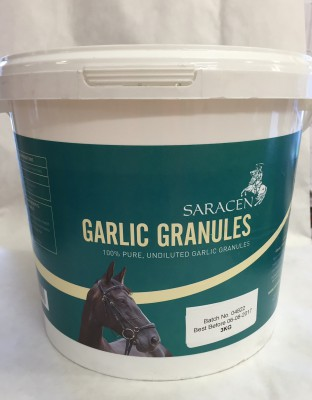 Pure Garlic Granules
